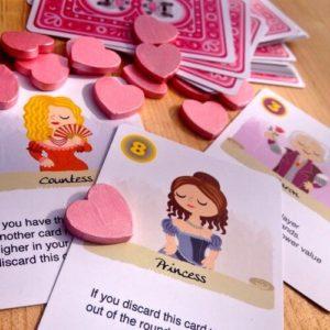 dennisthebadger love letter card game