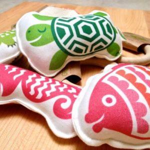 dennisthebadger teething toys
