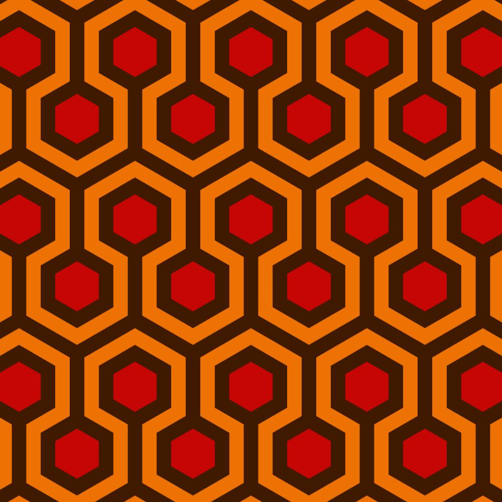 room 237 orange sample