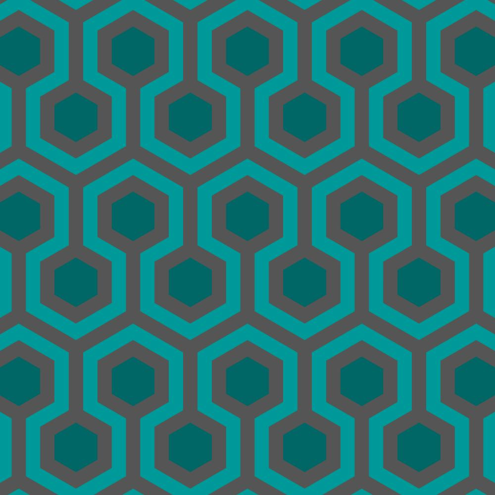 room 237 teal sample