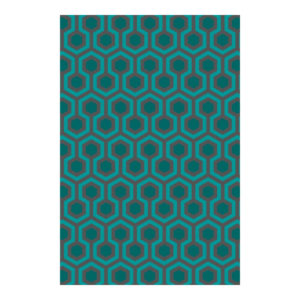 room237 teal notebook 6x9 1000